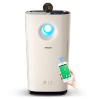 飞利浦(PHILIPS) 空气净化器 AC3260 家用 去除雾霾甲醛PM2.5 除烟尘