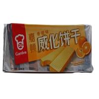 嘉顿(Garden) 威化饼干 (香橙味) 200g 袋装