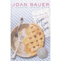 Hope Was Here 希望的所在 2001年纽伯瑞银奖小说 ISBN 9780142404249