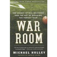 【预订】War Room: The Legacy of Bill Belichick and the Art of B