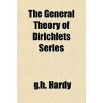 【预订】The General Theory of Dirichlets Series 9781153379250