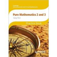 【现货】英文原版 剑桥国际A/AS级数学2-3练习册 Cambridge International A/As Mat