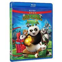 正版现货包发票蓝光DVD 功夫熊猫3 蓝光BD50 2016高清卡通动画电影碟片
