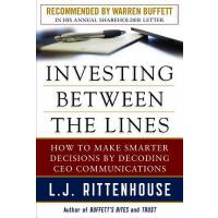 【预订】Investing Between the Lines: How to Make Smarter Decisi
