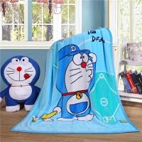 幼儿园午睡毯儿童空调毛毯小宝宝毯子珊瑚绒法兰绒小毛毯推车毯