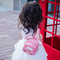 1-3岁时尚幼儿园女童儿童书包可爱斜挎包新年礼物