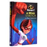 【中商原版】超人总动员2 弹力女超人前传 Incredibles 2 A Real Stretch
