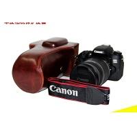 佳能EOS 760D 750D 800D单反相机保护皮套单肩相机便携内胆摄影包世帆家SN7