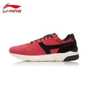 李宁休闲鞋男鞋2016跑步系列征荣92 II耐磨防滑复古运动鞋ARCL021