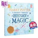 【中商原版】哈利波特 一场魔法历史的旅程 魔法史之旅 英文原版 Harry Potter A Journey Thro