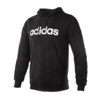 Adidas阿迪达斯 男装 2018新款NEO运动休闲连帽卫衣套头衫 CV7005