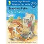 【预订】Tumbleweed Stew/Sopa de Matojos 9780547252605