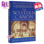 西方正典 英文原版 The Western Canon 书籍 文学理论 Harold Bloom
