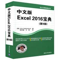 中文版Excel 2016宝典(第9版)