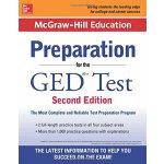 【预订】McGraw-Hill Education Preparation for the GED Test