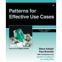 【预订】Patterns for Effective Use Cases