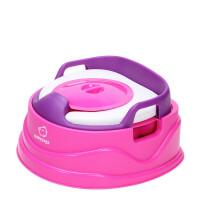 宝贝时代儿童坐便器马桶圈 大号男女宝宝座便器 婴幼儿小孩便尿盆