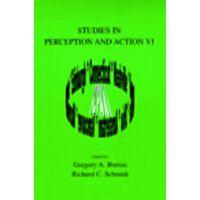 【预订】Studies in Perception and Action VI