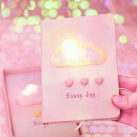 创意礼品可爱少女文具用品学生笔记手帐本套装记事本礼盒生日礼物