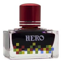 英雄(HERO)彩色墨水/钢笔墨水 红色 当当自营