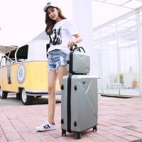 可爱韩版糖果色拉杆皮箱女母旅行箱包小清新密码男行李箱大学生