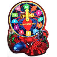 蜘蛛侠造型时钟:保护你们是我的责任!
