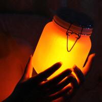 20191213074445902七彩阳光罐子双色月光罐太阳能储蓄罐储存罐
