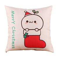 创意表情抱枕 沙发靠垫靠枕汽车护腰腰枕 创意生日礼物