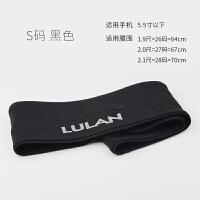 lulan路兰 莱卡运动腰带手机腰包跑步腰带包男女隐形贴身健身