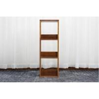 实木书架简约现代多层置物架落地学生书柜环保自由组合格子柜