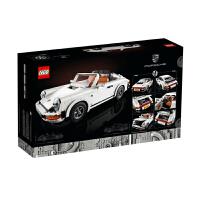 LEGO乐高10295保时捷911turbo跑车赛车车模 成人积木玩具礼物收藏