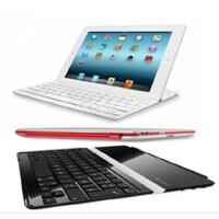 Logitech/罗技 超薄键盘盖 无线蓝牙 黑色/红色 适用new iPad3/iPad2/4 全国联保 全新盒装正