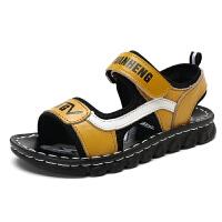 男童凉鞋2018春夏季新款儿童鞋男休闲凉鞋沙滩鞋中大童学生男孩沙滩鞋