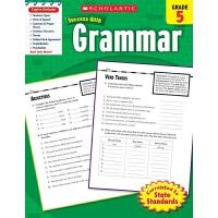 【中商原版】学乐助你成功:语法5级 Scholastic Success With Grammar