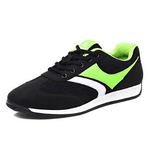 新款男鞋韩版潮鞋学生运动鞋耐磨跑步休闲鞋时尚阿甘男鞋子