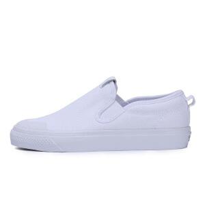 adidas/阿迪达斯 18秋冬三叶草 NIZZA SLIPON W 女子经典鞋男女白色CQ3103