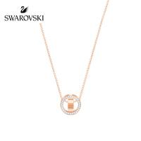 SWAROVSKI/施华洛世奇 2017时来运转项链 现代女锁骨链女友礼物 5289495