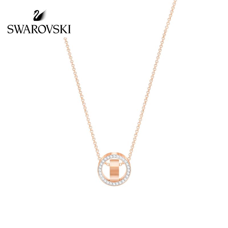 SWAROVSKI/施华洛世奇 2017时来运转项链 现代女锁骨链女友礼物 5289495正品保障(可使用礼品卡)