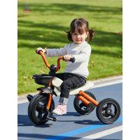 boso宝仕儿童脚踏车2-6岁大号童车宝宝折叠三轮车小自行车1-3幼童
