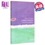【中商原版】语言学(牛津通识读本) 英文原版 语言学 Languages: A Very Short Introduc