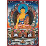 世界最美的唐卡 释迦牟尼佛
