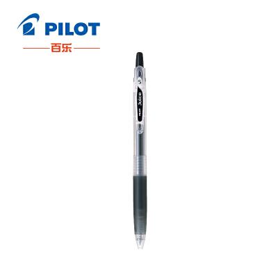 日本百乐PILOT Juice百果乐啫喱笔0.5 黑LJU-10EF-B当当自营
