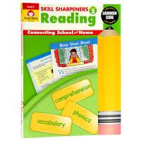 阅读技巧: 2年级英文原版Skill Sharpeners Reading, Grade2