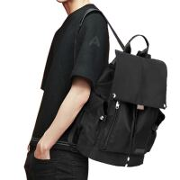 双肩包男防水牛津布高中生学书包电脑包韩版帆布背包休闲旅行包包