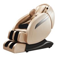 20190403025354320全新轨道按摩椅机械手电动家用全身全自动太空舱老人颈椎加热揉捏 白色 130按摩椅家用