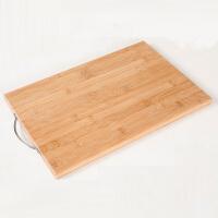 家用厨房楠竹菜板30X40CM拼接案板碳化竹子切菜板XJ1303