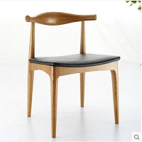 实木办公桌会议桌长桌北欧洽谈室长条桌台大型桌子办工作桌椅组合