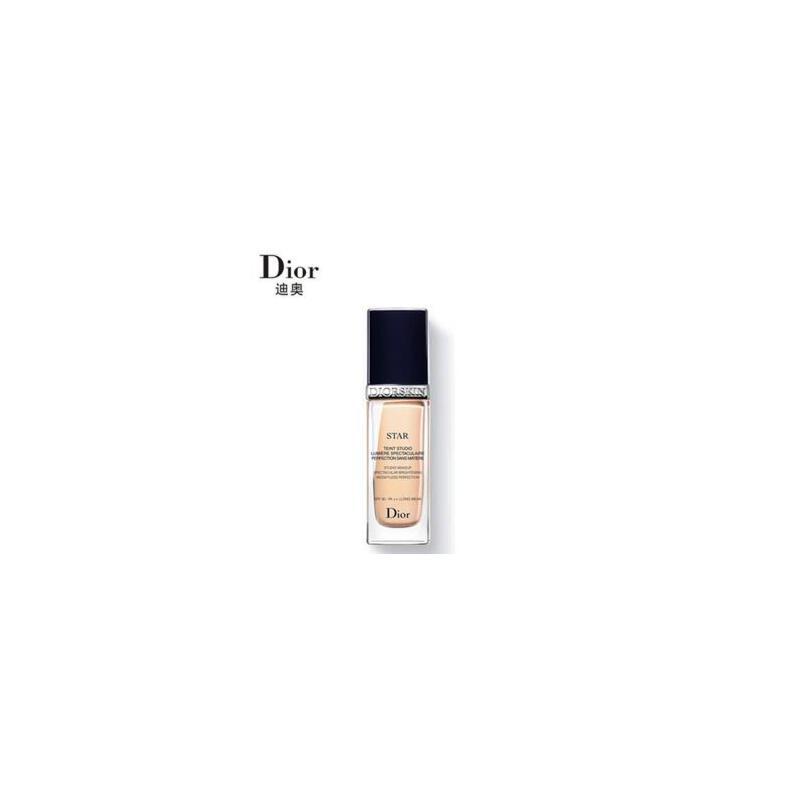 Dior/迪奥 凝脂星光亮妍粉底液30ml 020 夏季护肤 防晒补水保湿 可支持礼品卡
