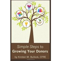 【预订】Simple Steps to Growing Your Donors