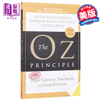 奥兹法则 英文原版 The Oz Principle: Getting Results Through Individ